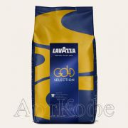 Кофе Lavazza Gold Selection в зернах, 1 кг